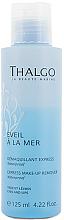 Parfumuri și produse cosmetice Soluție pentru îndepărtarea machiajului - Thalgo Eveil A La Mer Express Make-Up Remover