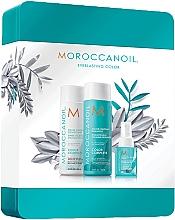 Parfumuri și produse cosmetice Set - Moroccanoil Color Complete Holiday Set (shmp/250ml + h/cond/250ml + h/spr/50ml)