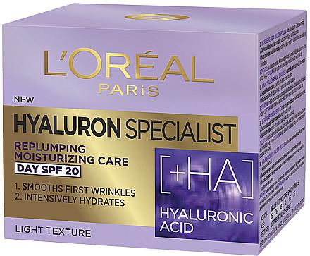 Cremă de zi pentru față SPF20 - L'Oreal Paris Skin Expert