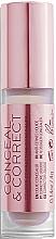Parfumuri și produse cosmetice Консилер-корректор для лица - Makeup Revolution Conceal And Correct
