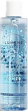 Parfumuri și produse cosmetice Toner pentru față - Lumene Sensitive Soothing Toner