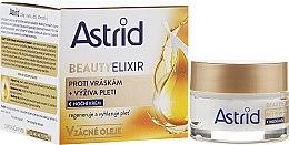 Parfumuri și produse cosmetice Cremă hidratantă de noapte, cu efect antirid - Astrid Moisturizing Anti-Wrinkle Day Night Cream