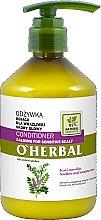 Parfumuri și produse cosmetice Balsam cu extract de lichior pentru scalp sensibil - O'Herbal