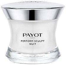 Parfumuri și produse cosmetice Cremă pentru fermitate de noapte - Payot Perform Sculpt Nuit