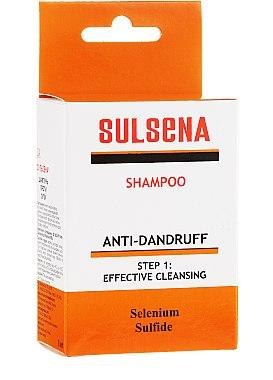 Set șampoane anti-mătreață - Sulsena (shm/5x8ml)