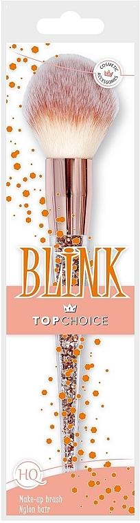Pensulă pentru pudră, 37986 - Top Choice Blink