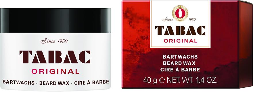 Maurer & Wirtz Tabac Original - Ceară pentru barbă