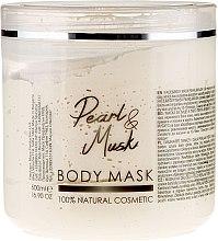 Parfumuri și produse cosmetice Mască pentru față și corp - Hristina Cosmetics Sezmar Professional Body Mask Pearl Musk