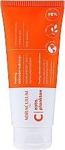 Parfumuri și produse cosmetice Scrub cu efect de microdermabraziune - Miraculum Asta.Plankton C