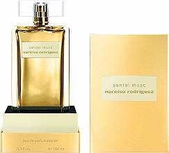 Parfumuri și produse cosmetice Narciso Rodriguez Santal Musc Intense - Apă de parfum