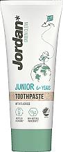 Parfumuri și produse cosmetice Pastă de dinți, 6-12 ani - Jordan Green Clean Junior
