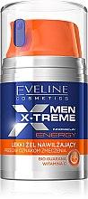Parfumuri și produse cosmetice Gel împotiva semnelor oboselii - Eveline Cosmetics Men X-Treme Energy