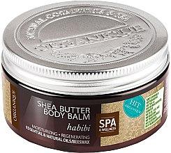 "Parfumuri și produse cosmetice Balsam pentru corp ""Habibi"" - Organique Shea Butter Body Balm Habibi"