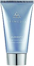 Parfumuri și produse cosmetice Cremă intensiv hidratantă pentru față, cu efect de întărire - Cosmedix Humidify Deep Moisture Cream