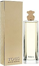 Parfumuri și produse cosmetice Tous Gold Tous - Apă de parfum (tester cu capac)