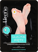 Parfumuri și produse cosmetice Mască pentru picioare - Lirene Dermo Program