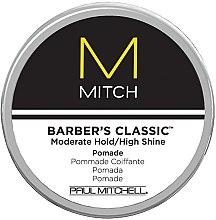 Parfumuri și produse cosmetice Pomadă pentru strălucirea părului, fixare slabă - Paul Mitchell Mitch Barber's Classic