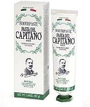 Parfumuri și produse cosmetice Pastă cu extracte din plante pentru dinți - Pasta Del Capitano 1905 Natural Herbs Toothpaste