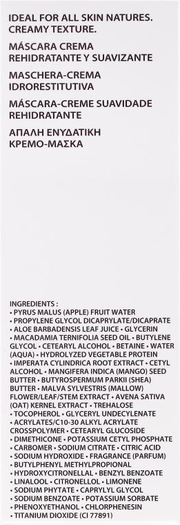 Masca Cremă Hidratantă - Academie Gentle Re-Hydrating Cream-Mask — Imagine N3