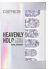Parfumuri și produse cosmetice Strasuri pentru unghii - Catrice Heavenly Holo Full Cover Nail Sticker