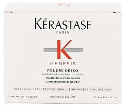 Parfumuri și produse cosmetice Pudră-detox pentru curățarea scalpului și îngroșarea firului de păr - Kerastase Genesis Poudre Detox
