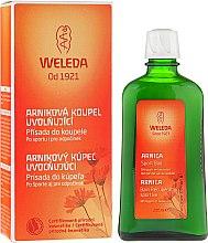 Parfumuri și produse cosmetice Lăptișor de baie - Weleda Arnica Recuperating Bath Milk