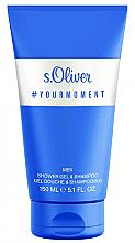 Parfumuri și produse cosmetice S.Oliver #Your Moment - Gel de duș