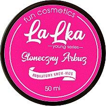 Parfumuri și produse cosmetice Cremă pentru corp pepene verde - Lalka