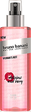 Bruno Banani Woman's Best - Spray de corp