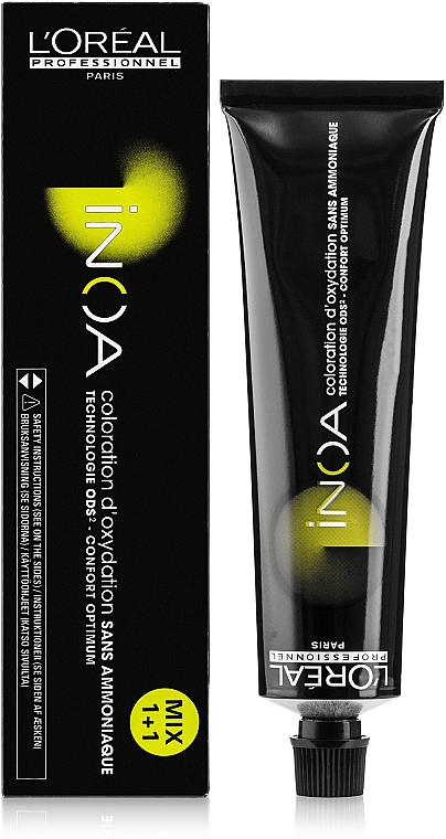 Vopsea fără amoniac - L'Oreal Professionnel Inoa Mix 1+1