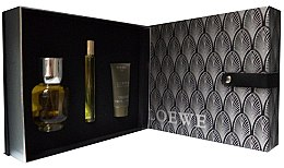 Parfumuri și produse cosmetice Loewe Pour Homme - Set (edt/100/ml + edt/20ml + as/75ml)