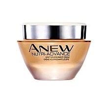 Parfumuri și produse cosmetice Cremă hidratantă cu textură ușoară pentru față - Avon Anew Nutri-Advance Cream