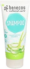 """Parfumuri și produse cosmetice Șampon """"Aloe vera"""" - Benecos Natural Care Aloe Vera Shampoo"""
