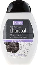 Parfumuri și produse cosmetice Gel de duș cu carbon activat - Beauty Formulas Charcoal With Activated Body Wash