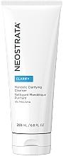 Parfumuri și produse cosmetice Gel de curățare pentru față - Neostrata Clarify Mandelic Clarifying Cleanser