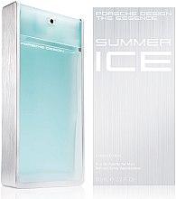 Parfumuri și produse cosmetice Porsche Design The Essence Summer Ice - Apă de toaletă