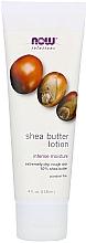 Parfumuri și produse cosmetice Loțiune pe bază de unt de shea pentru corp - Now Foods Solutions Shea Butter Lotion
