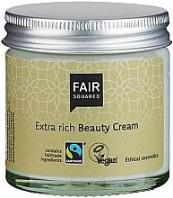 Parfumuri și produse cosmetice Cremă hidratantă de față - Fair Squared Extra Rich Beauty Cream
