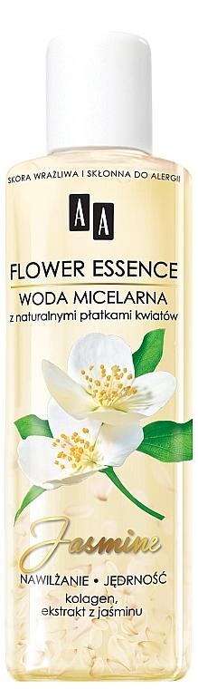 """Apă micelară """"Iasomie"""" - AA Flower Essence Micellar Water"""