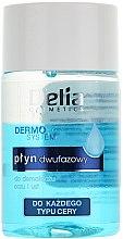 Parfumuri și produse cosmetice Loțiune demachiantă în două faze - Delia Dermo System The Two-phase Liquid Makeup Remover