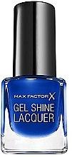 Parfumuri și produse cosmetice Oja semipermanentă - Max Factor Gel Shine Lacquer