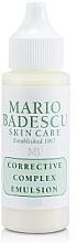Parfumuri și produse cosmetice Emulsie corectoare pentru față - Mario Badescu Corrective Complex Emulsion