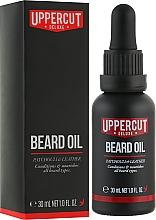 Parfumuri și produse cosmetice Ulei pentru barbă - Uppercut Deluxe Beard Oil