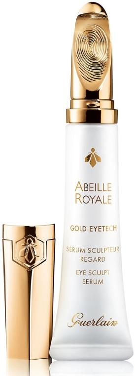 Ser pentru contur ochi - Guerlain Abeille Royale Eye Sculpt Serum — Imagine N1