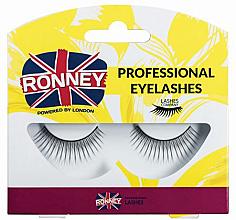Parfumuri și produse cosmetice Gene False, sintetice - Ronney Professional Eyelashes RL00024