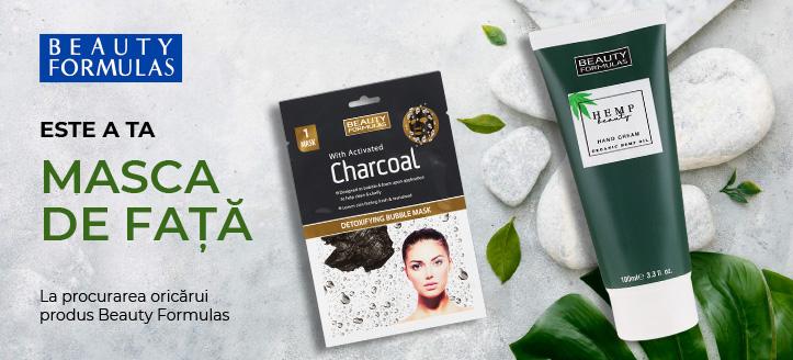 Promoție de la Beauty Formulas