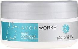 Parfumuri și produse cosmetice Cremă pentru fermitatea sânilor - Avon Works