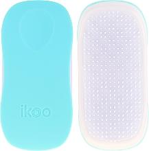 Parfumuri și produse cosmetice Pieptene - Ikoo Home White Ocean Breeze