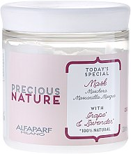 Parfumuri și produse cosmetice Mască pentru păr creț și buclat - Alfaparf Precious Nature Curly & Wavy Hair Mask