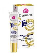 Parfumuri și produse cosmetice Crema contur ochi și buze - Dermacol Time Coat Intense Perfector Eye&Lip Cream